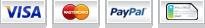 Moyens de paiements avec myPermis (Carte bleue, Visa, Mastercard, Paypal et Chèque)
